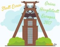 Essen ist die grüne Hauptstadt Europas 2017 - markt.de unterstützt dieses Engagement