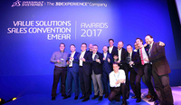 TechniaTranscat räumt bei Sales Convention neun Awards ab