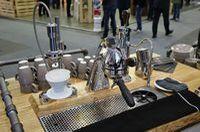 Revolutionäres Espressomaschinenkonzept modbar