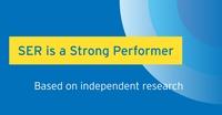 """SER ist ein """"Strong Performer"""" unter den ECM-Herstellern"""