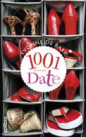 1001 Date - neuer Roman von Schauspielerin Yvonne de Bark