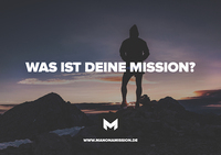 MAN ON A MISSION MAGAZIN IST MAENNERSACHE