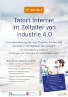 Tatort Internet im Zeitalter von Industrie 4.0