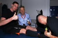 BR Volley-Doc Oliver Miltner seit 10 Jahren mit dem Team unterwegs