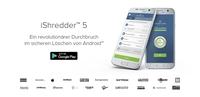 Der neue ProtectStar iShredder 5 für Android ist da