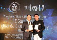 QCT, E.SUN Bank und Microsoft erhalten Auszeichnung vom Asset Magazin