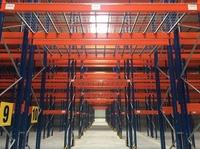 Palettenregale auf 14.000 m2