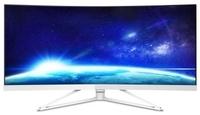 Top-Design und Panoramablick: Philips Curved-Monitor-Serie wächst mit neuem 34-Zoll-Display