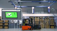 Neues mehrdimensionales Messsystem für die Logistikbranche