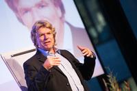 Top-Keynote-Speaker Dieter Lange beim Treffpunkt Briefkasten