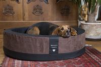 NEU! Elegante XXL- Hundebetten und Hundekörbe