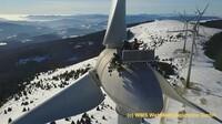 Nur für Schwindelfreie: Virtual Reality-Wetterkameras sorgen für reales Bergpanorama