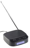 Digitaler Radiowecker mit DAB+ und UKW-Empfang, 10 Stations-Speicher