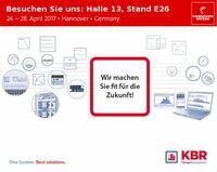 KBR führt auf der Hannover Messe die neuste Version von visual energy ein