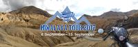 Abenteuerreise auf zwei Rädern - Motorrad-Ecke Himalaya Tour 2017