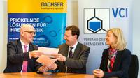 VCI verlängert Vertrag mit DACHSER