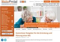 Gratis E-Book über die Planung und Gründung einer Senioren-WG