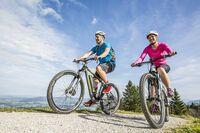 Mit dem E-Bike zur Hütteneinkehr auf der Alp