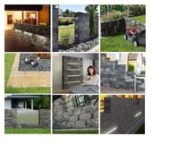 Vario-Line®-Baukasten: Gartenmauern variabel gestalten
