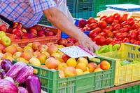 Praktische Serviceverpackungen für den Obst- und Gemüseverkauf