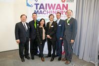 Hannover Messe 2017: Taiwanesische Industrie- und Technologieunternehmen stellten Innovationen vor
