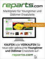 Neuer Marktplatz für Youngtimer und Oldtimer Ersatzteile: Reparts.com