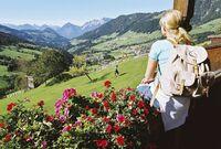 Der Alpbacherhof****s - Wandern mit allen Sinnen