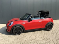 SmartTOP additional soft top control by Mods4cars now available for Mini Convertible F57