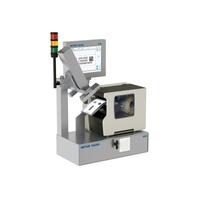 METTLER TOLEDO CI-Vision: Neue Etikettierstation V2811 für kleine Chargenauflagen