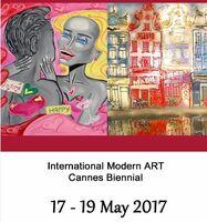 Cannes Film Festival und Kunst Biennale in Cannes