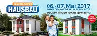 Mit LIAPLAN® auf der Immobilienmesse: Hausbau - Wohneigentum & Energie in Berlin am 6. und 7. Mai 2017