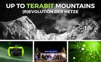 tde gewinnt Cisco für Up to Terabit Mountains-Roadshow