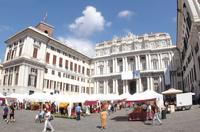 Nostalgie und Kunst in der Welterbestadt Genua