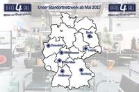 Büromöbel Standort-Erweiterung: office-4-sale expandiert nach Heilbronn und Leipzig