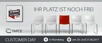 TAP.DE lädt zum Customer Day nach Nürnberg ein