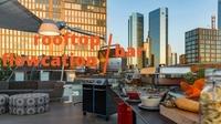 """Am 24. Mai eröffnet in Frankfurt die Rooftop Bar """"FLOWCATION"""""""
