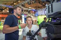 Junge Medienmacher gesucht – NDR kommt mit seinem Mitmachstudio auf die IdeenExpo 2017