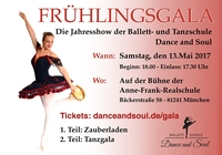 Dance and Soul Frühlings-Gala 2017
