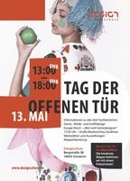 13.05. Tag der offenen Tür an der Designschule Schwerin