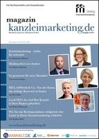 Kanzleimarketing.de: Zweite Ausgabe erschienen