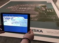 AR-App ermöglicht virtuelle Tour über unbebauten Industriepark