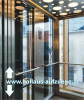Hollaus Aufzüge Tirol, optimale Lösungen fürs Auf & Ab