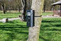 HD-Überwachungs- und Wildkamera mit Nachtsicht, PIR, Farb-Display, IP54
