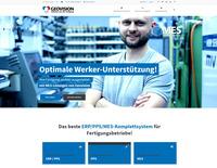 Neue Website: Geovision fokussiert sich auf Industrie 4.0