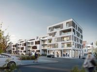 Strenger plant Neubauprojekt mit kubischer Architektur in Ditzingen