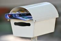 Schon wieder Werbung im Briefkasten? Werbepost stoppen.