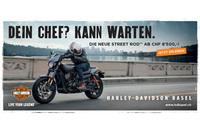 Sassenbach und Harley-Davidson geben Gas in der Schweiz