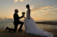 Märchenhaft: Heiraten am Strand