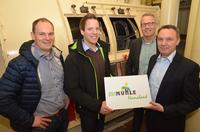Raiffeisen Hohe Mark Hamaland und AGRAVIS starten Biofutter-Produktion