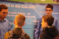 Karrierechancen in der IT: Controlware auf dem Ausbildungsinfotag in Darmstadt